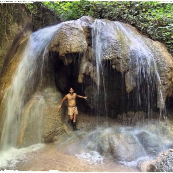 olympia Waterfalls