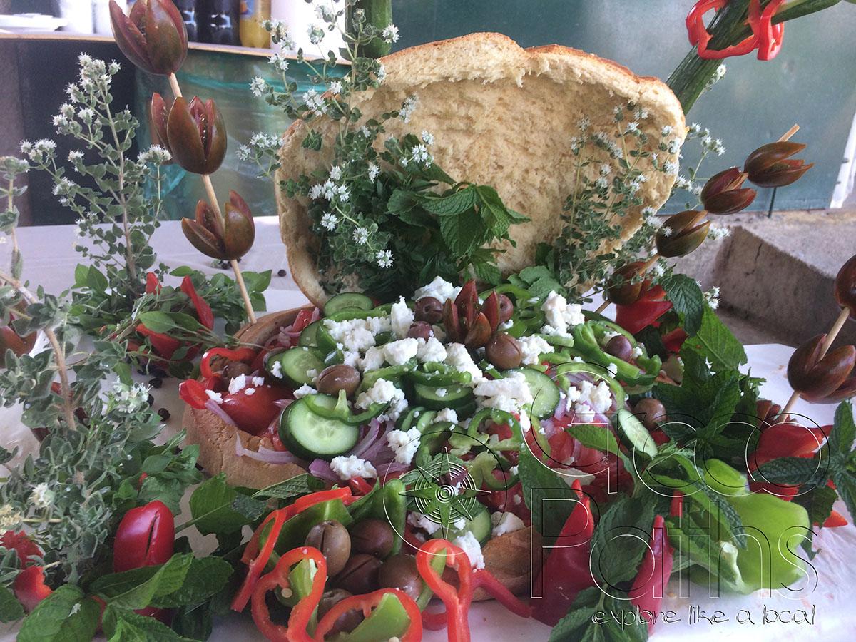 food tour Nafplio