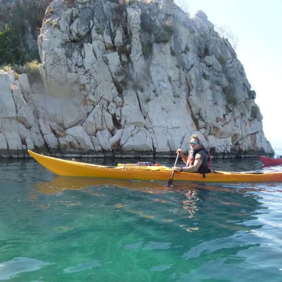 sea kayak Nafplio