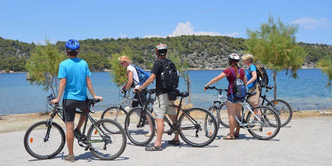 bike tours Greece